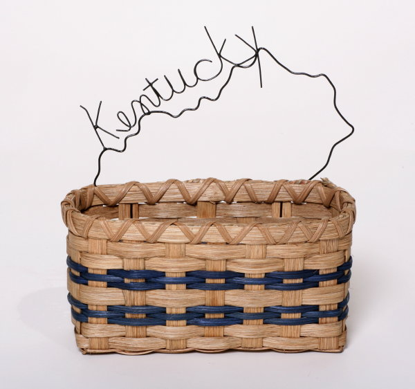 Kentuckuy Wall Basket